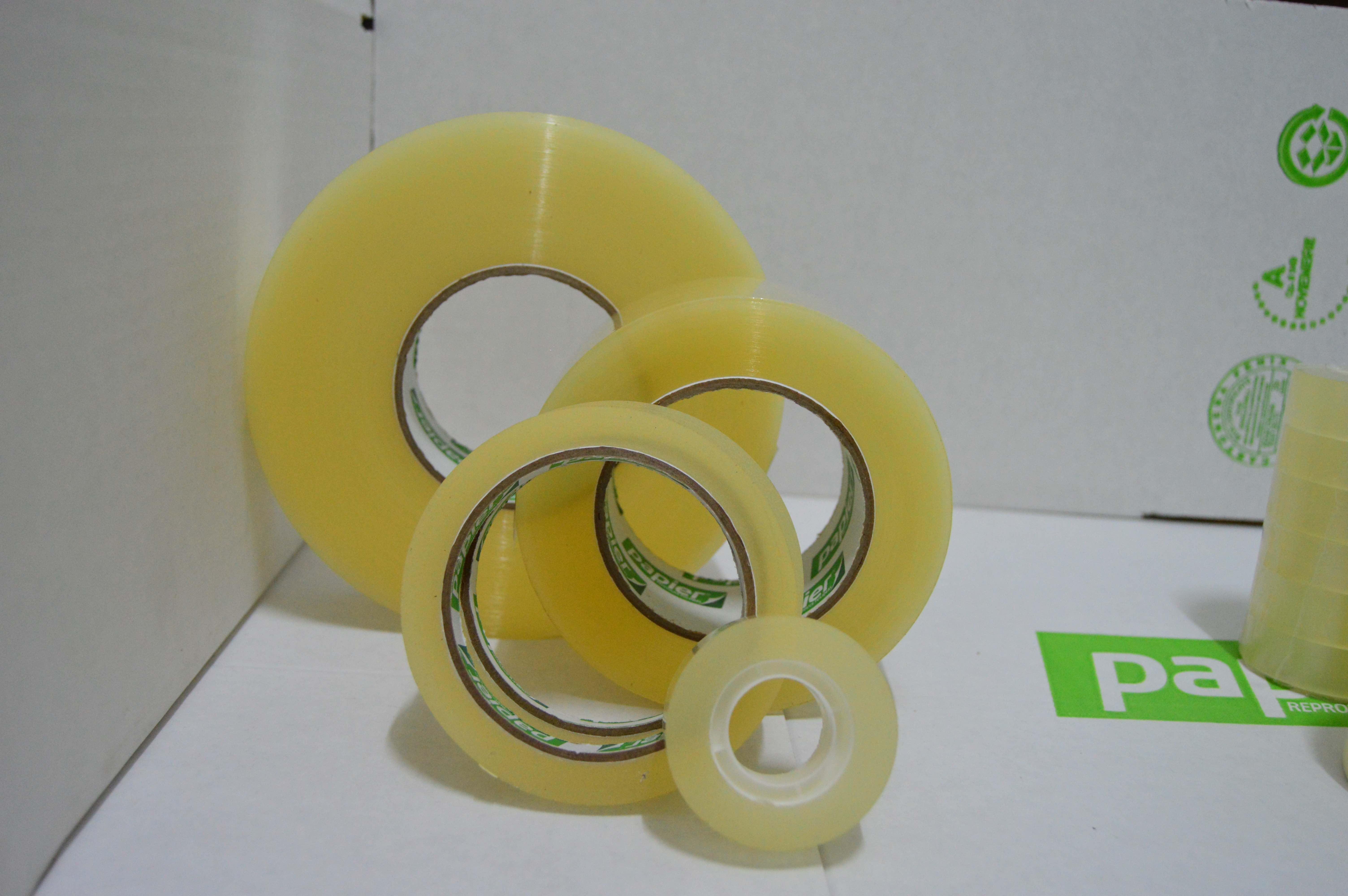 Tape Transparente 5